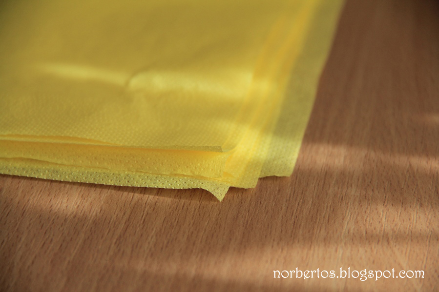 How to make tissue paper flower 9 layers