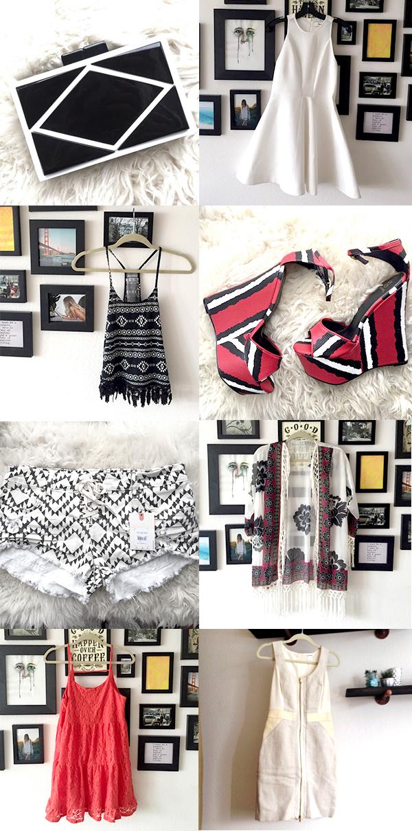 San Francisco Fashion Blogger Shop Bryn Newman's Closet