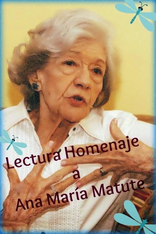 Homenaje a Ana María Matute