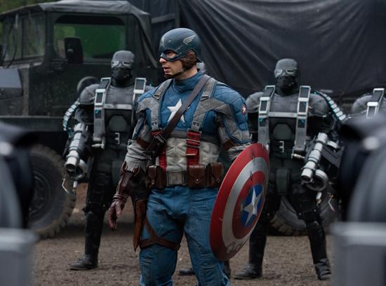 Kẻ Báo Thù Đầu Tiên ,Captain America: The First Avenger