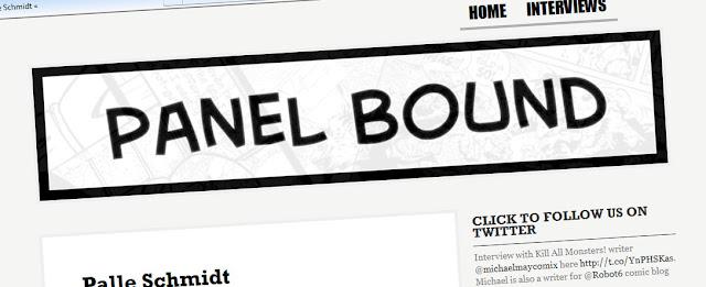 Press: PANEL BOUND INTERVIEW