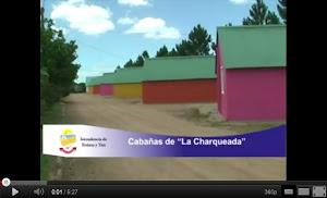 """Cabañas de """"La Charqueada"""""""