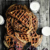 Sweet Potato-Cocoa Waffles