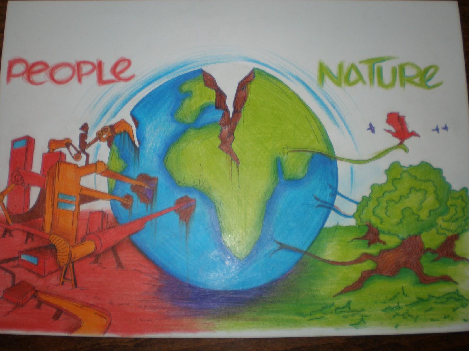 Збережем природу картинки малюнки