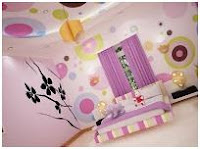 PURPLE BEDROOMS - COLORS FOR BEDROOMS - BEDROOMS BY COLORS - BEDROOMS AND COLORS - MEANING OF COLORS