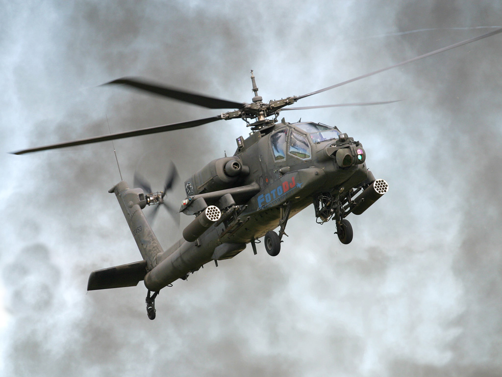 Military Attack Helicopter Photos: December 2011
