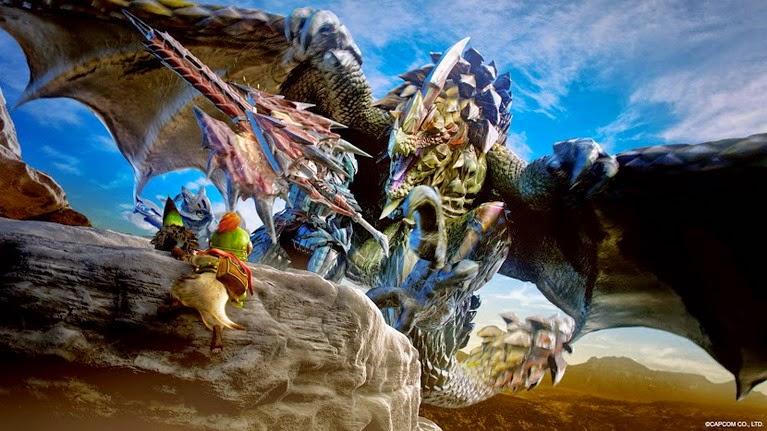 Monster Hunter 4 Ultimate Review