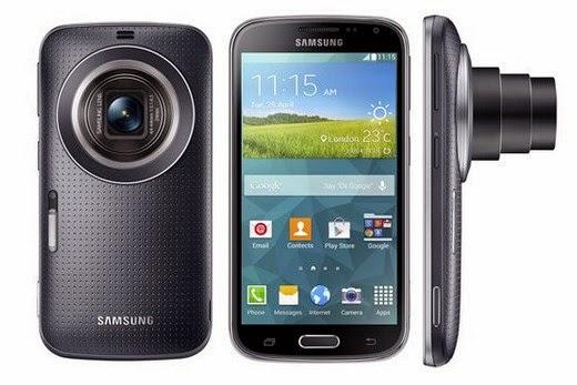 Harga dan Spesifikasi Samsung Galaxy K Zoom, Kelebihan Beserta Kekurangannya