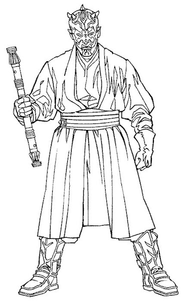 Action Man Coloring Pages Coloring Download Darth Maul Coloring Pages