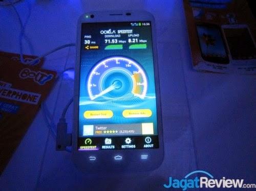 Bolt Rilis Smartphone 4G Dual Sim Pertama di Dunia
