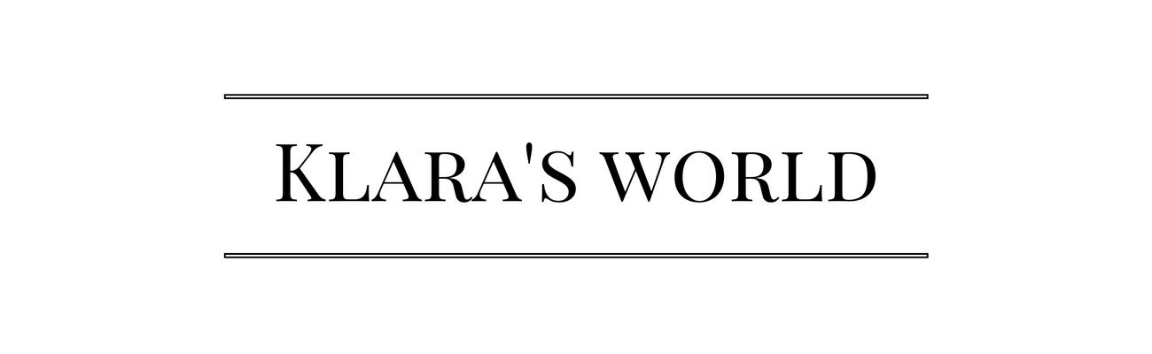 Klara's world