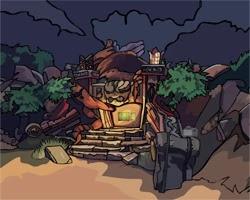 Juegos de Escape Mummy's Tomb Escape