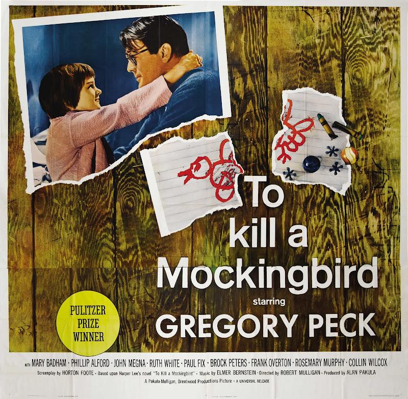 classic movies to kill a mockingbird 1962