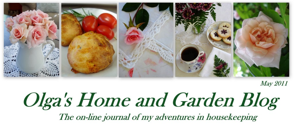 Olga's Home and Garden Blog