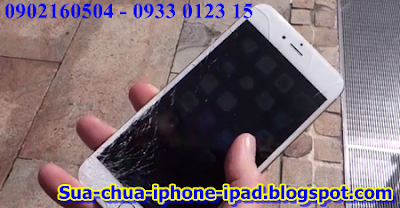Ha Noi Tp HCM sua chua loi mat den man hinh Iphone 6 Plus