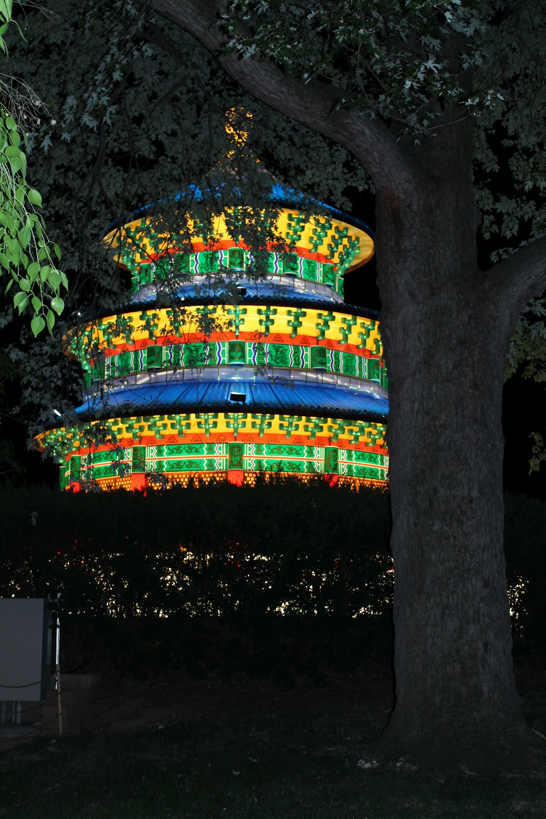 The missouri mom missouri botanical garden lantern festival Missouri botanical garden lantern festival