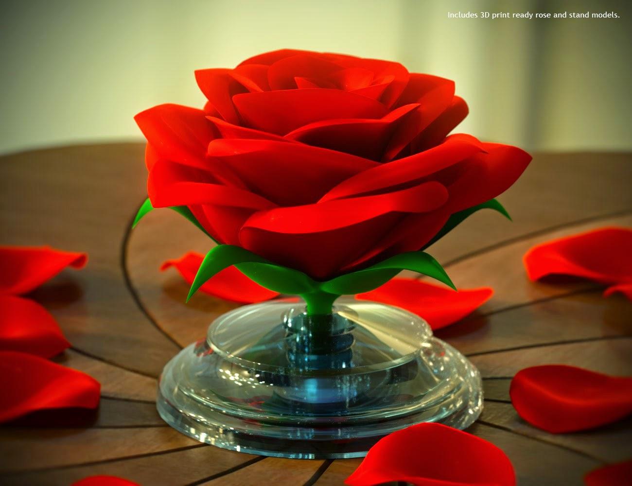 DAZ Rose