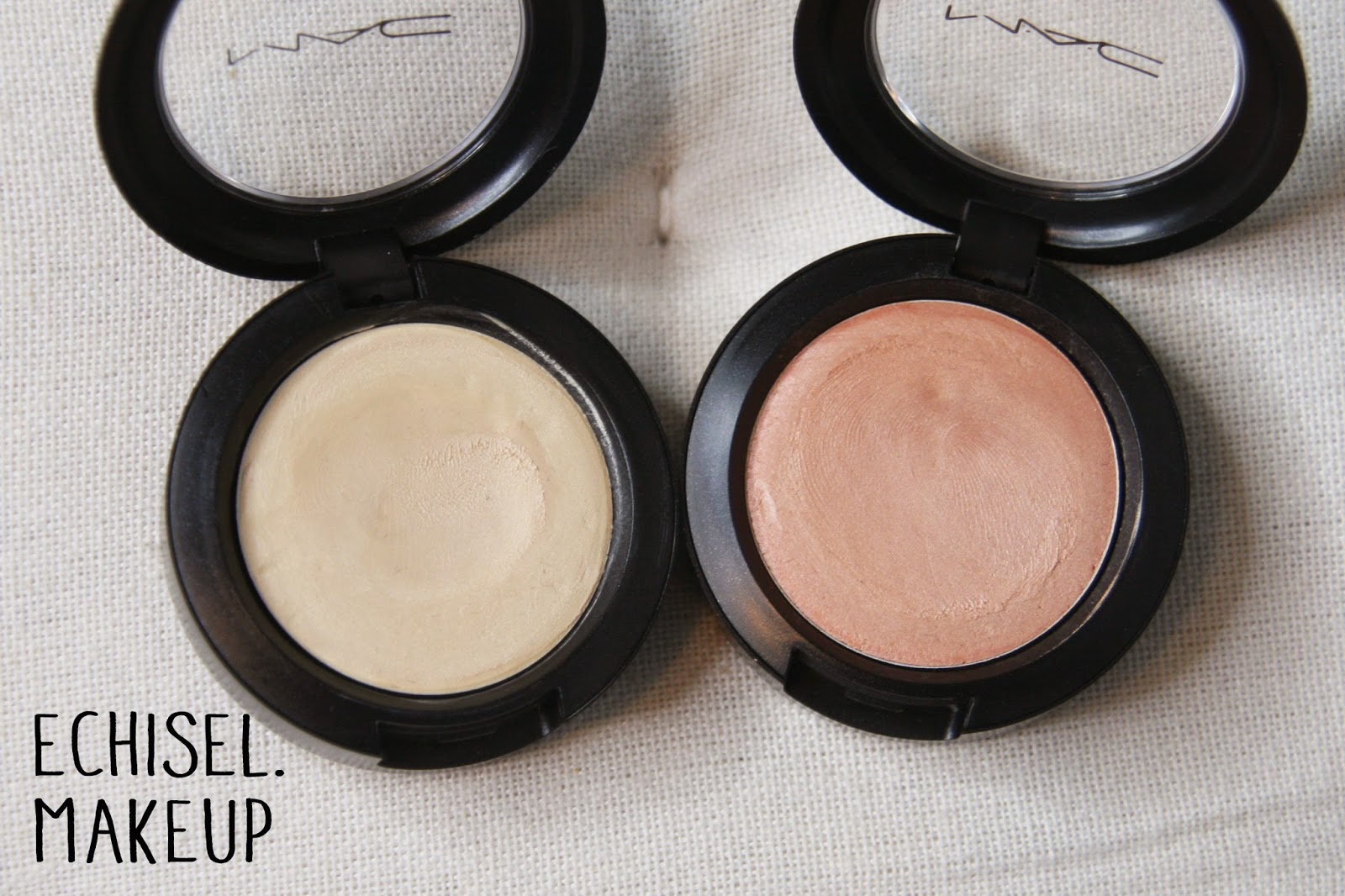 """cream_colour_base_hush_and_pearl_de_mac"""