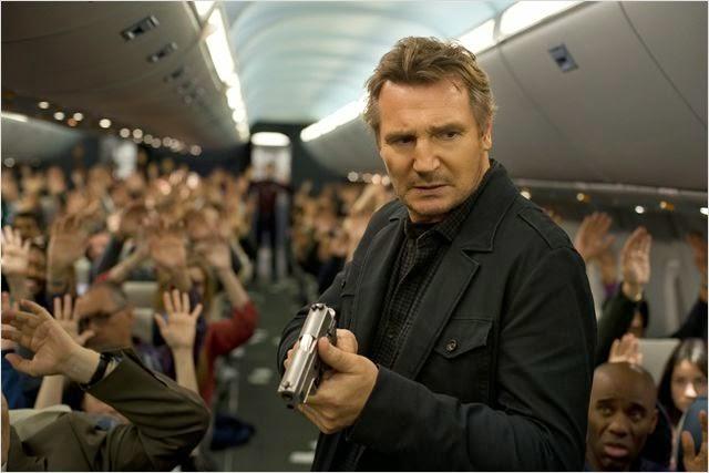 """Liam Neeson en """"Non-Stop"""" (Sin Escalas)"""