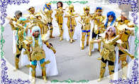 Gold Saint Cosplayers