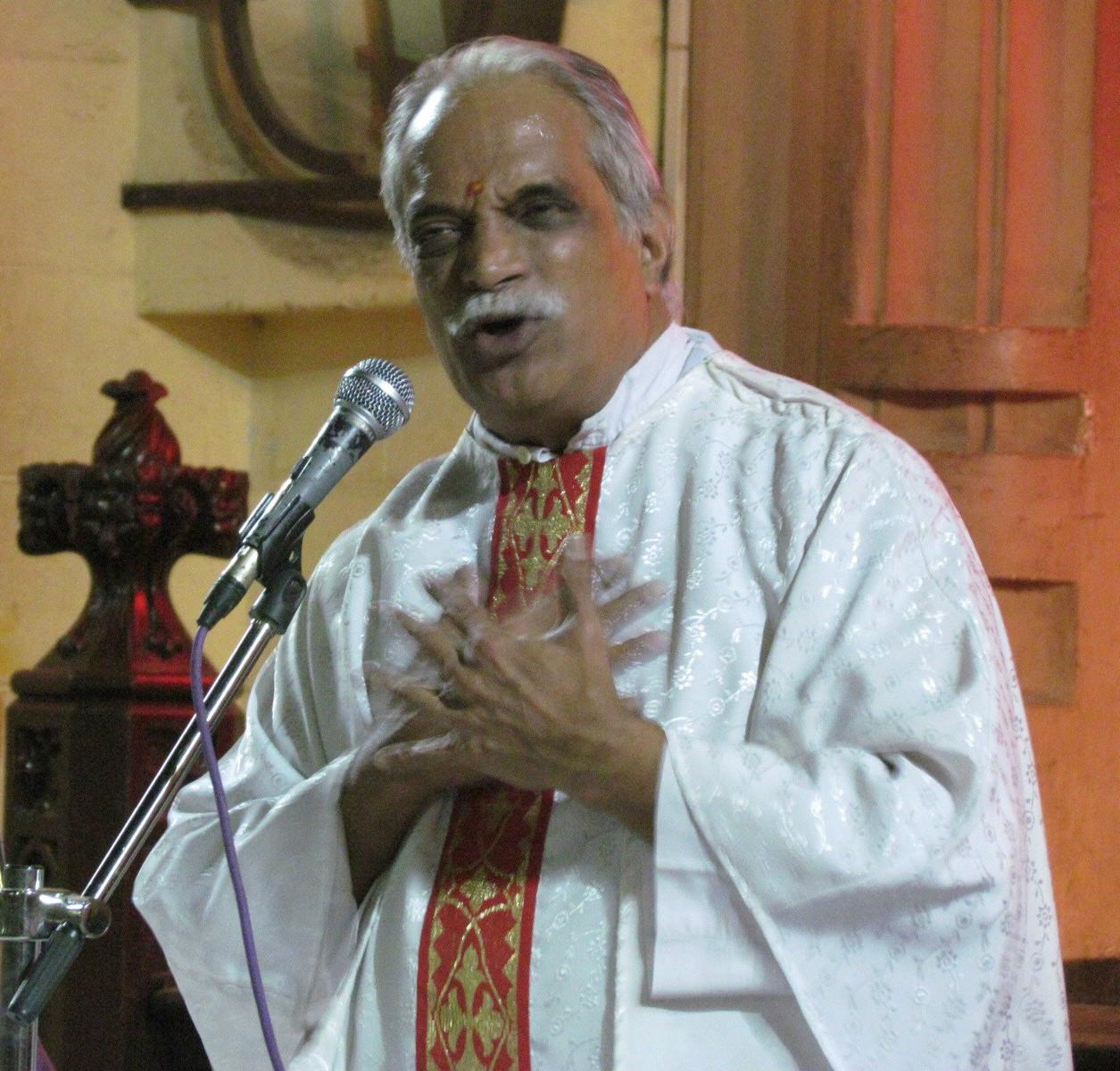 Fr. Errol Fernandes SJ