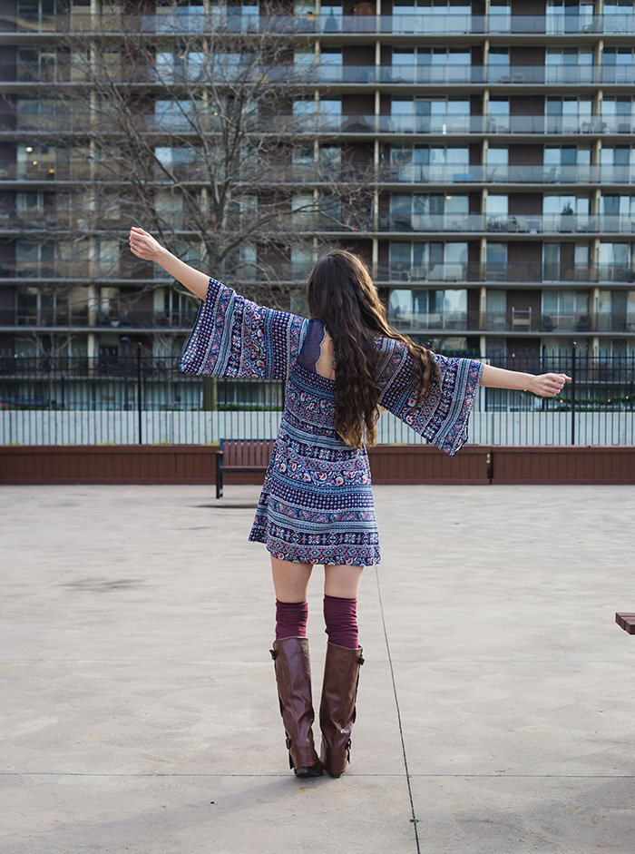 Boho-bell-sleeve-dress-Ruche-rocker-look
