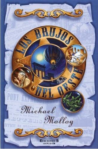 Los Brujos de Michael Molloy. 51QTF1YRP7L._SS500_