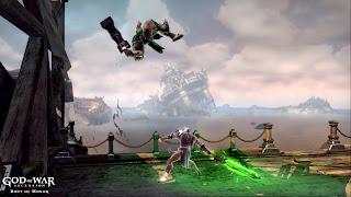 god of war ascension bout of honor screen 2 God of War: Ascension (PS3)   Bout of Honor   Screenshots, Trailer, & Details