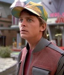 Marty McFly - De Volta Para O Futuro
