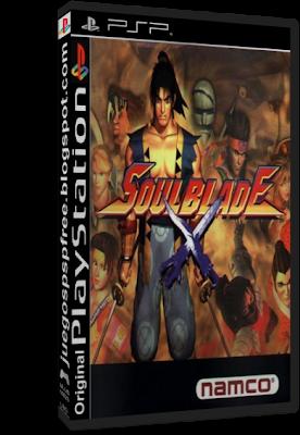 Soul Blade [PSP-PSX] [Ingles] [1 Link]