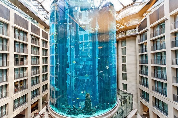 INTERESTING INFO: Biggest aquariums in the world