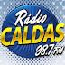 Ouvir a Rádio Caldas FM 98.7 de Engenheiro Caldas / Minas Gerais - Online ao Vivo