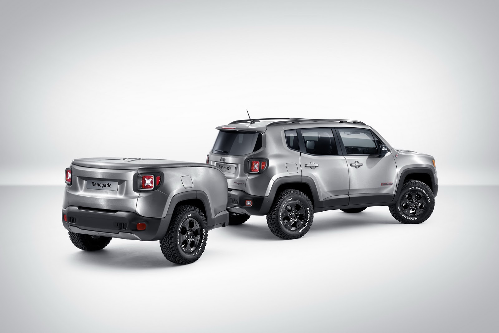 jeep renegade gets a trailer sidekick with hard steel