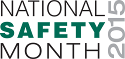 Celebrate and Participate in National Safety Month