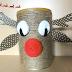 DIY: Bote multiusos decorado especial Navidad