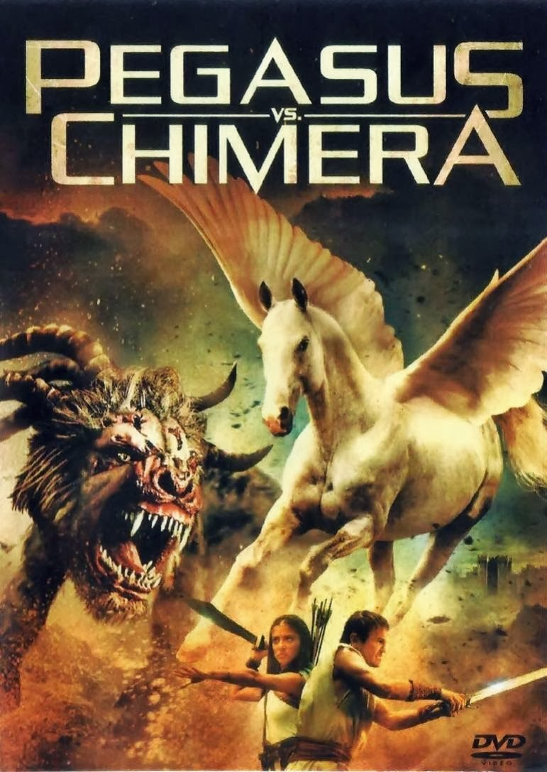 Download - Pegasus Vs. Chimera [DVDRip] Dublado - Torrent