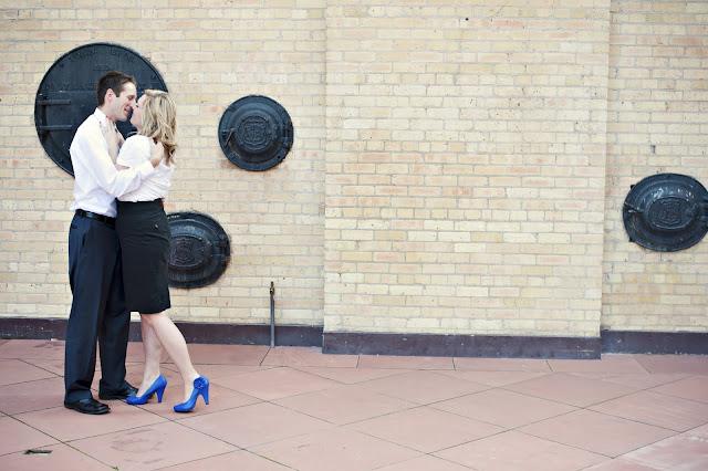 Kim + Ryan ~ Salt Lake City Engagement Photographer