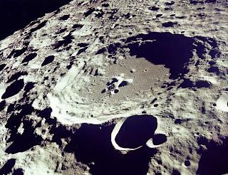 280 nuovi crateri scoperti sulla luna