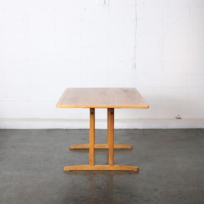 ボーエ・モーエンセン ダイニングテーブル