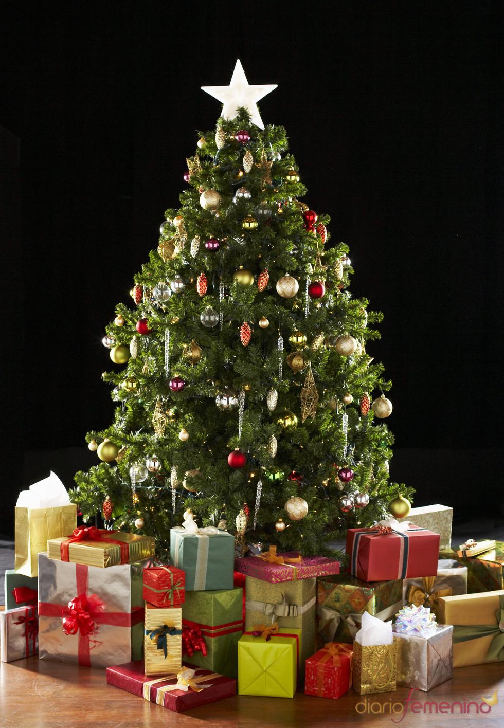 Ministerio joven ellen white y el rbol de navidad - Imagenes de arboles de navidad decorados ...