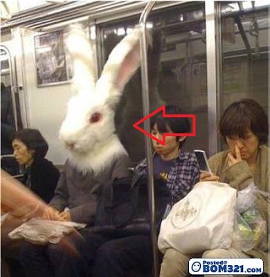 Kelibat Aneh Dalam Tren
