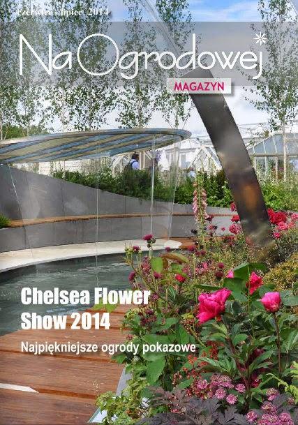 Wszystko o CHELSEA FLOWER SHOW 2014