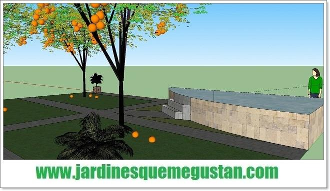 Programa dise o de jardines 3d gratis sketchup casa dise o - Diseno jardines 3d ...