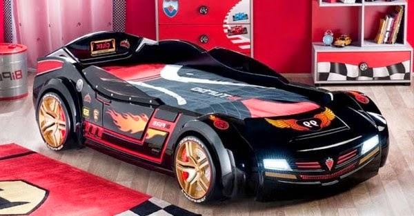 lits formes automobiles