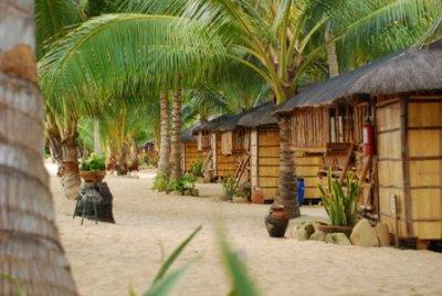 Philippine accommodation isla jardin del mar for Casas jardin del mar