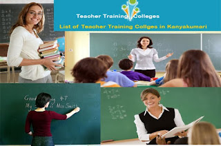 Teacher training colleges in Kanya kumari district