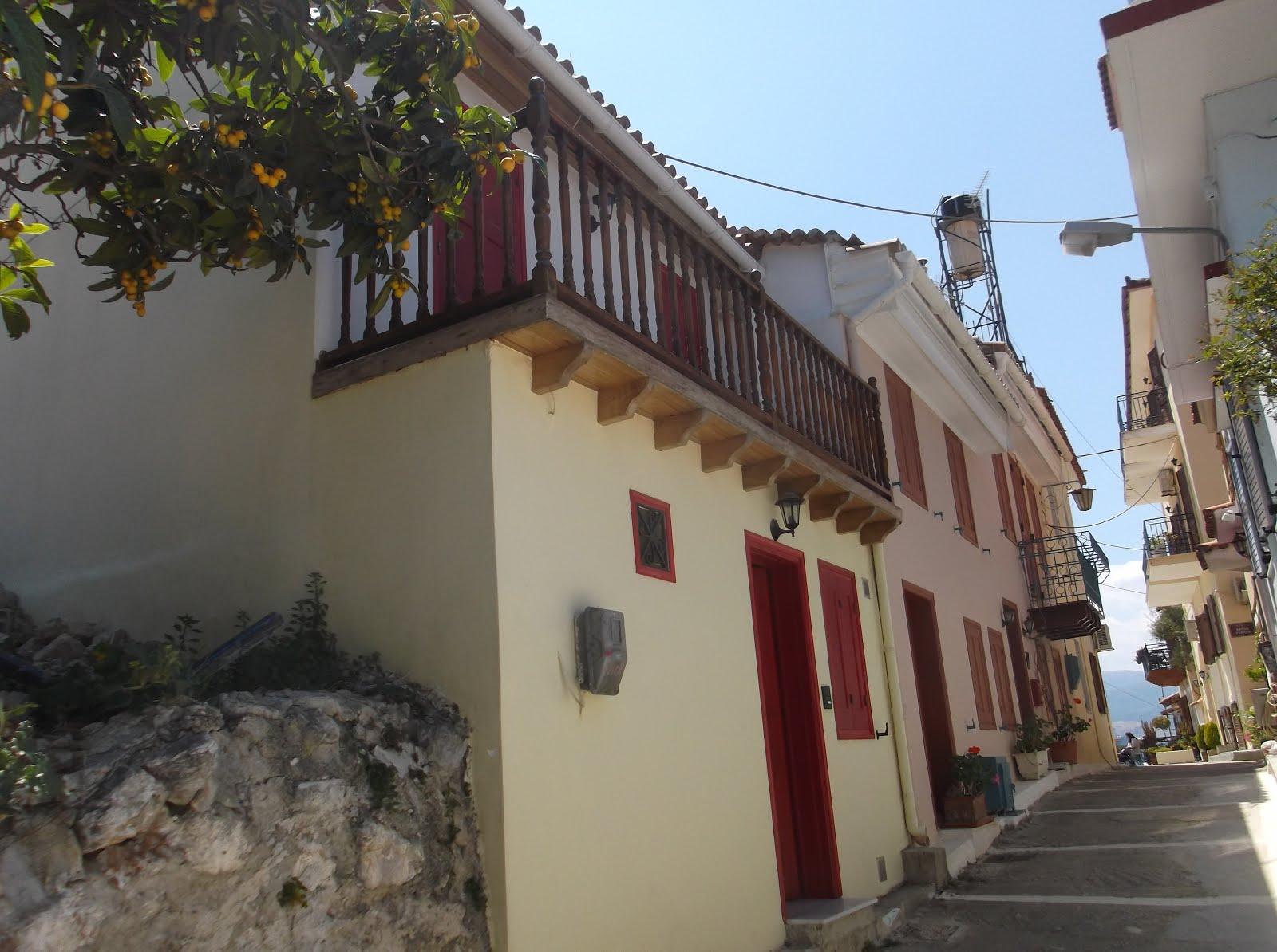 Ναύπλιο, Παραδοσιακό Σπίτι για Σαββατοκύριακα και μικρές αποδράσεις