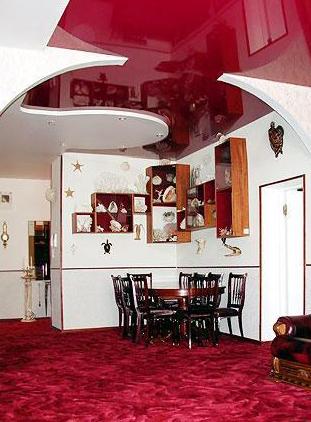 Designing a false ceiling for your for Dining room false ceiling designs