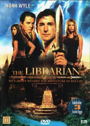 Bí ẩn những lưỡi mác 1 - The Librarian Quest For The Spear - 2004