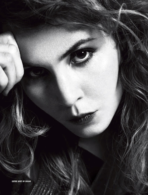 Noomi Rapace by Cédric Buchet for 10 Magazine